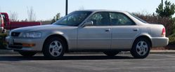 1998 model Acura TL