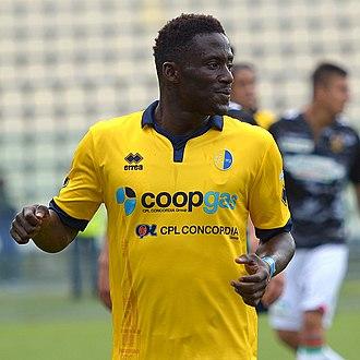 Boadu Maxwell Acosty - Acosty playing for Modena