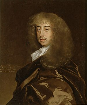 Arthur Capell, 1st Earl of Essex - Arthur Capell, 1st Earl of Essex