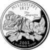 Mississippi quarter