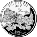 Quarter of Mississippi