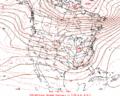 2003-02-17 500-Millibar Height Contour Map NOAA.png