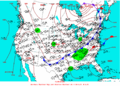 2004-06-25 Surface Weather Map NOAA.png