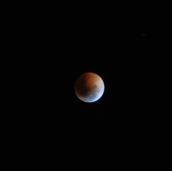 lunar eclipse melbourne - photo #15