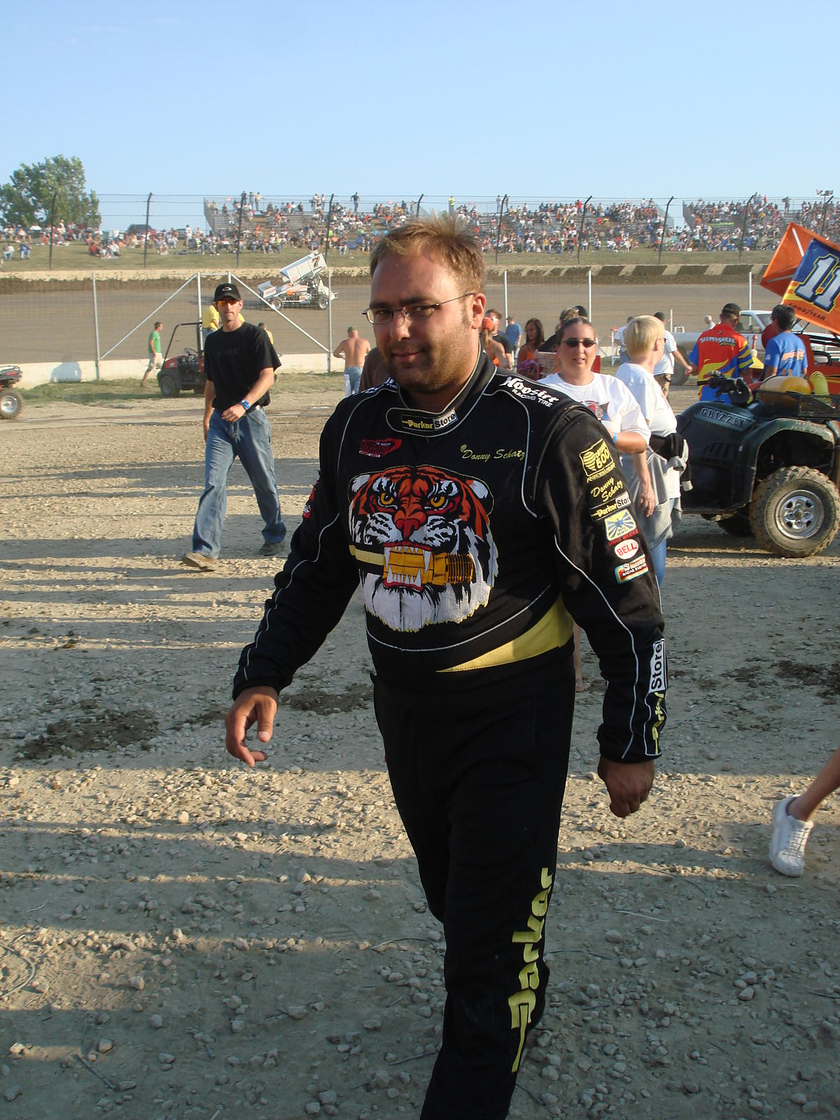 Px Kings Royal Champ Donny Schatz on 1997 Ford 4 2 Engine