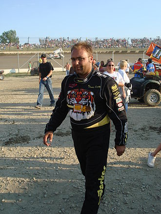 Donny Schatz - Schatz at the 2007 Kings Royal