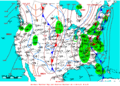 2008-03-08 Surface Weather Map NOAA.png
