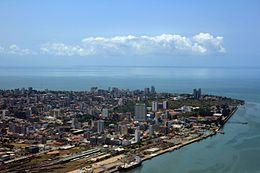Maputo – Veduta