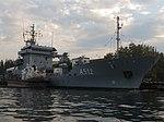 2013-08-29 Севастополь. Вспомогательное судно A512 Mosel ВМС Германии (10).JPG