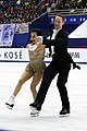 2013 Cup of China - Madison Chock and Evan Bates - 01.jpg