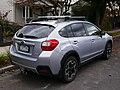 2013 Subaru XV (GP7 MY13) 2.0i-L hatchback (2015-05-29) 02.jpg