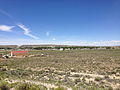 2014-06-22 12 01 09 View of Wells, Nevada from U.S. Route 93.JPG