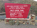 2014-08-19 13 19 01 Sign describing Wild Horse Dam, Nevada.JPG
