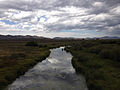 2014-08-19 15 57 05 View north down the Owyhee River above Wild Horse Reservoir, Nevada.JPG