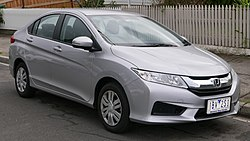 Honda City (seit 2013)