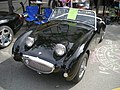 2014 Rolling Sculpture Car Show 04 (1960 Austin Healey Sprite).jpg
