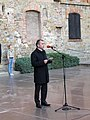 2014 commemoration at Risiera di San Sabba (Trieste) 10.jpg