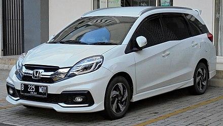Honda Mobilio Wikiwand