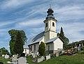 2015 Poręba, kościół św. Sebastiana 02.JPG