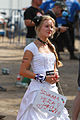 2015 Woodstock 051 panna młoda.jpg