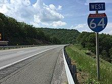 Interstate 64 in Virginia - Wikipedia