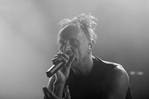 Skinny Puppy - Bill Leeb contributed to several early Skinny Puppy recordings