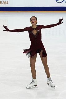 Anastasia Galustyan Armenian figure skater