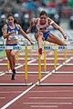 2018 DM Leichtathletik - 100-Meter-Huerden Frauen - Pamela Dutkiewicz - by 2eight - DSC7864.jpg