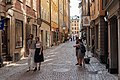 2018 July in Gamla stan - Stockholm 02.jpg