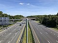 2019-09-03 10 59 29 View north along U.S. Route 29 (Columbia Pike) from the overpass for Broken Land Parkway in Columbia, Howard County, Maryland.jpg