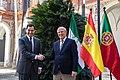 2019 05 31 Recepción Ministro Exteriores Portugal (47971272237).jpg
