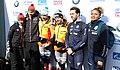 2020-03-01 Flower Ceremony Skeleton Mixed Team competition (Bobsleigh & Skeleton World Championships Altenberg 2020) by Sandro Halank–004.jpg