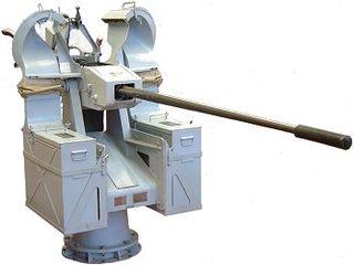 20 mm modèle F2 gun Autocannon