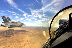 21st Fighter Squadron - Image: 21st Fighter Squadron F 16 1
