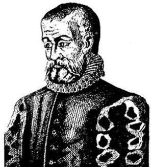 Juan Huarte de San Juan - Juan Huarte de San Juan in a contemporary engraving.