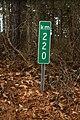 220 km Marker - Alabama (21072490708).jpg
