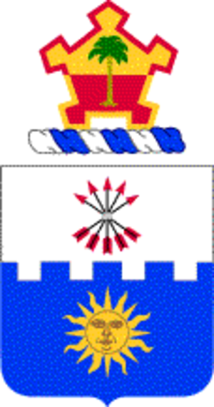 22nd Infantry Regiment (United States) - Coat of arms