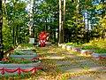 2842. Yukki. Mass grave of Soviet soldiers.jpg