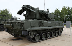 2S6M combat vehicle 2K22M Tunguska-M - TankBiathlon14part2-27.jpg