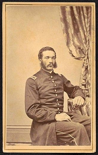 55th Massachusetts Infantry Regiment - 2nd Lt. William H. Dupree