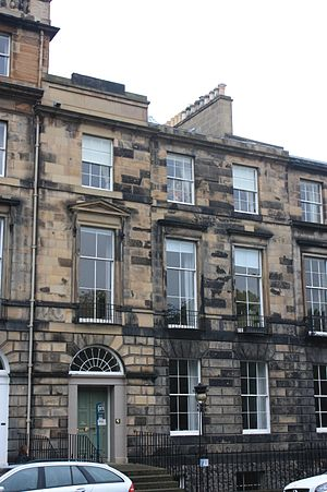 James Balfour Paul - 30 Heriot Row, Edinburgh
