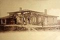31, Pibrac, Haute-Garonne, la métairie de Mestre Laurens, maison de Sainte Germaine. V. 1920.jpg