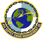 424 Supply Chain Management Sq emblem.png