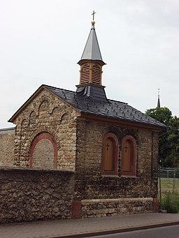 45606 Flörsheim Bahnhofstraße6 Kapelle2