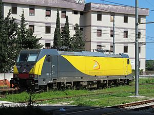 Ferrotramviaria - Image: 483041 Ferrotramviaria Brindisi