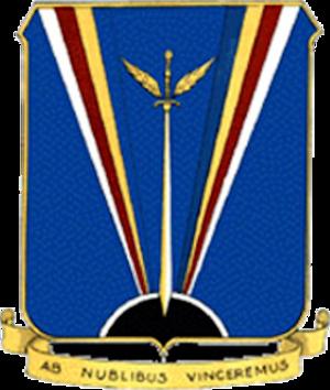 483d Airlift Group - Image: 483d Bombardment Group Emblem