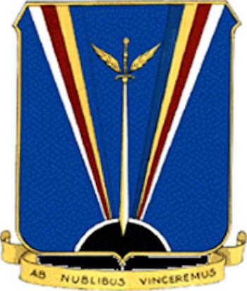 483d Bombardment Group - Emblem