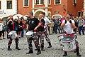 5.9.15 Drummers inm Cesky Krumlov 16 (20594506893).jpg