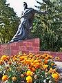 5. Гусятин (Пам'ятник ватажку козацького повстання Наливайку Северину.jpg