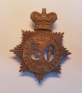 50th (Queens Own) Regiment of Foot